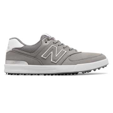 New Balance Womens 574 Greens, Grey with White