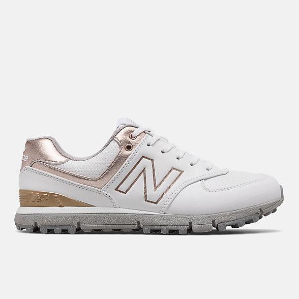 New Balance Womens 574 SL Golf, NBGW574WR