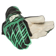 NB Furon Dispatch GK Gloves, Neon Emerald with Black