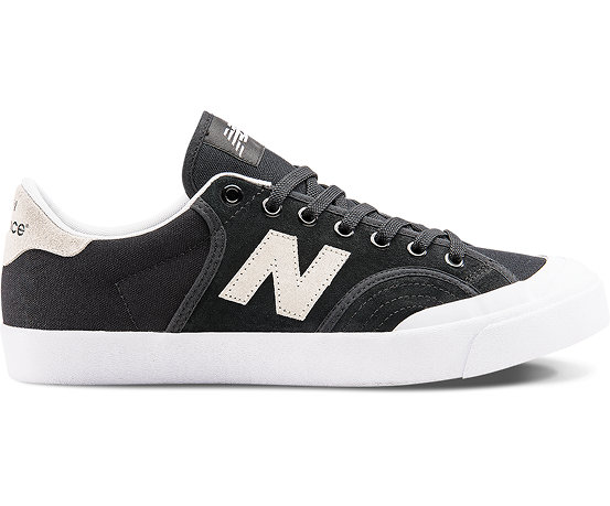 New Balance Numeric NM 212, BWE black-white, 7,5