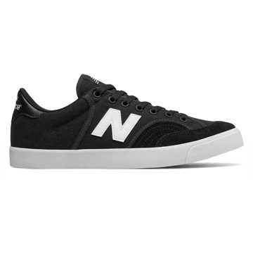 New Balance Numeric 212, Black with White
