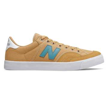 New Balance Numeric 212, Zinnia with Blue Atoll