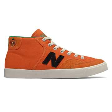 New Balance 213, Orange with Black