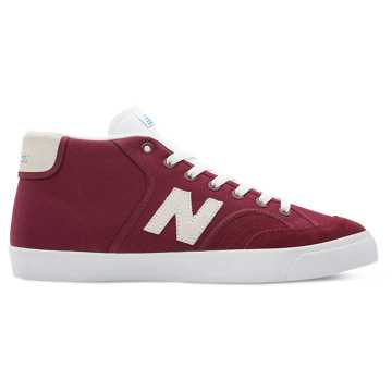 New Balance Pro Court 213, Burgundy with White