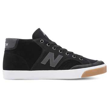 New Balance Pro Court Mid 213, Black with Grey