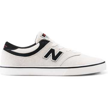 New Balance Quincy 254, Sea Salt with Black