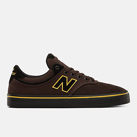 New Balance New Balance Numeric NM255, NM255BRN image number null