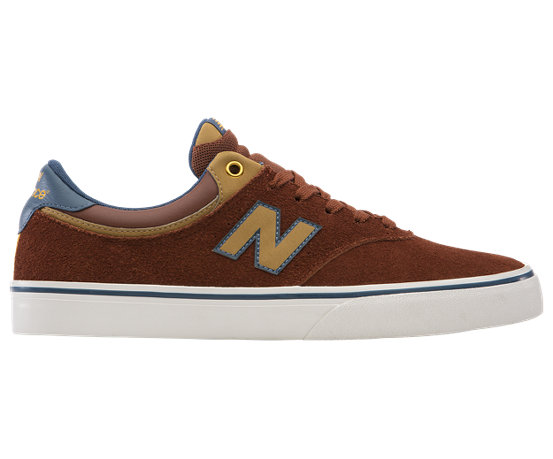 New Balance Numeric 255 Brown | Homme Chaussures