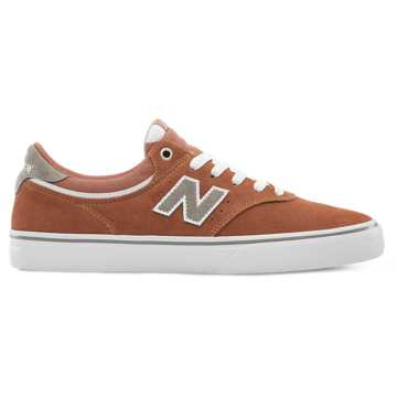 New Balance 255, Orange with White