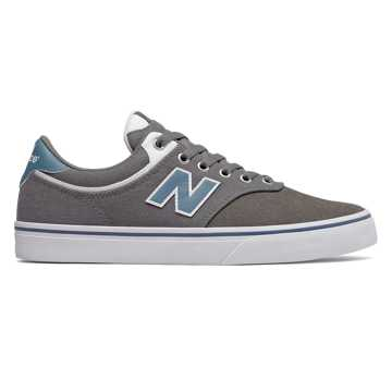 New Balance NB Numeric 255, Grey with Navy