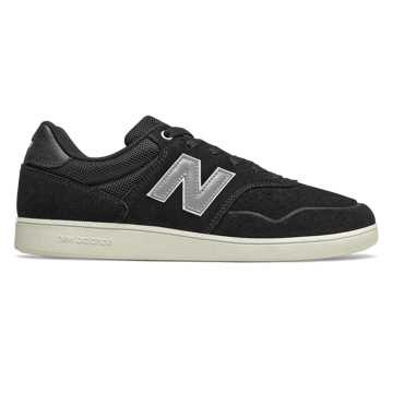 New Balance Numeric 288, Black with Grey