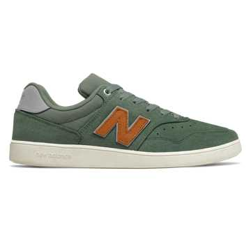 New Balance Numeric 288, Olive with Burnt Orange