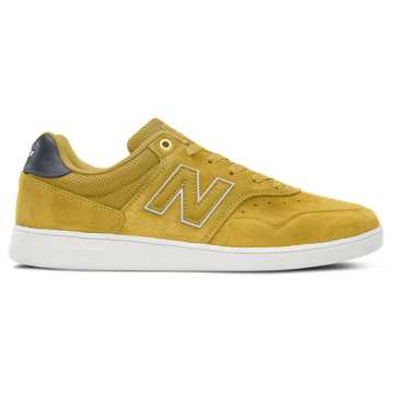 New Balance Numeric 288, Yellow with Navy