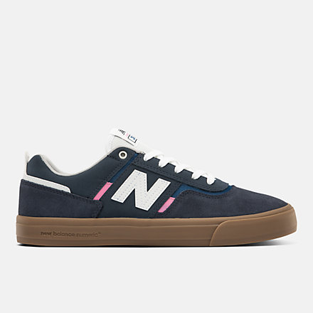 뉴발란스 New Balance Numeric 306,Navy with Pink