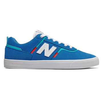 New Balance 306, Blue with Red & Bayside