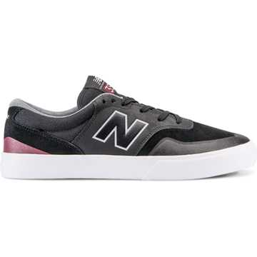 New Balance Arto 358, Black with Mercury Red