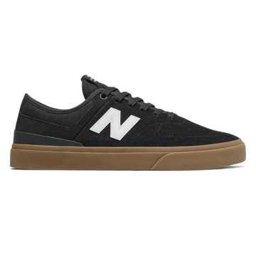 New Balance Numeric 379, Black with Gum