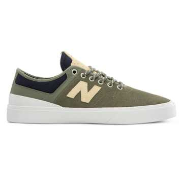 New Balance Numeric 379, Green with White