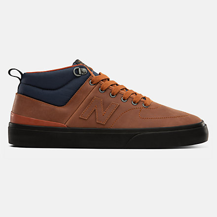 New Balance Numeric 379 Mid, NM379MRN image number null