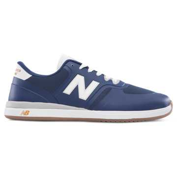 New Balance Numeric 420, Blue with White