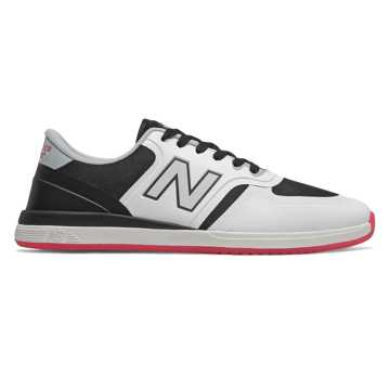 New Balance Numeric 420, Black with White