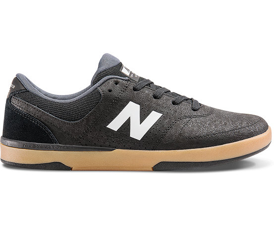 New Balance Numeric NM 533, BWH black-white, 9