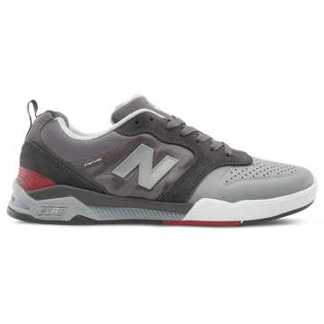 New Balance 868, Phantom with Grey & Red