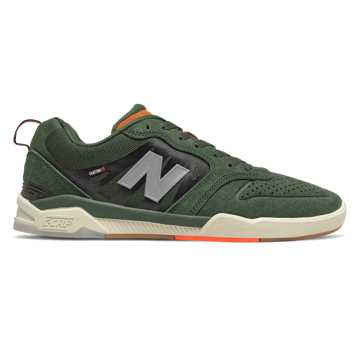 New Balance Numeric 868, Tan with Olive