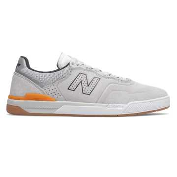 New Balance Numeric 913, Light Grey with Dark Grey