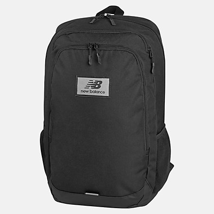 New Balance Backpack Large, NRBLBPK8BK image number null