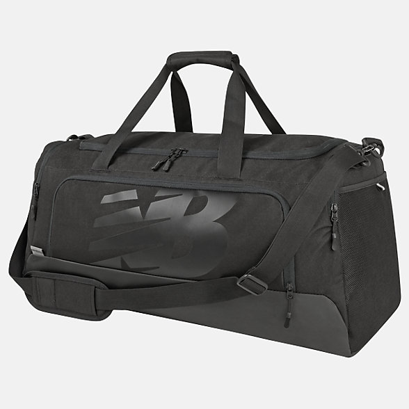 New Balance Holdall Medium, NRBMHLD8BK