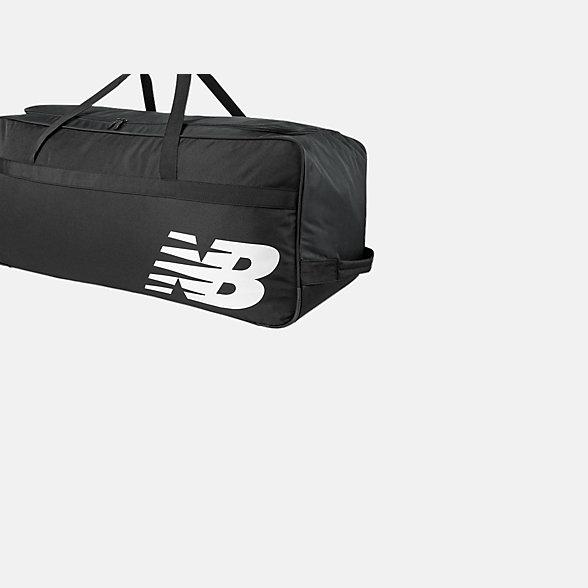 New Balance NB Team XL Wheelie Bag, NTBXLBG7BKW