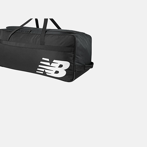 New Balance NB Team XL Wheelie Bag, NTBXLBG7BKW