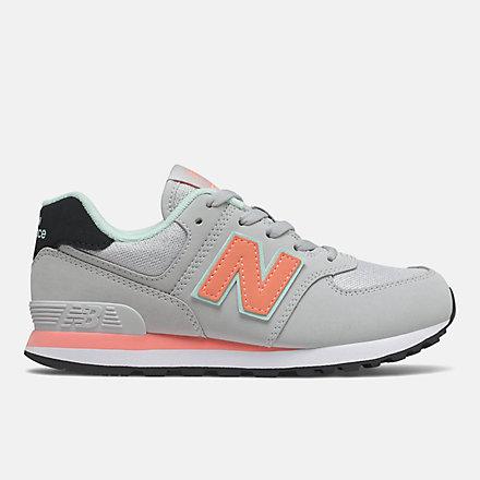 New Balance 574 Fashion Metallic, PC574FY2 image number null