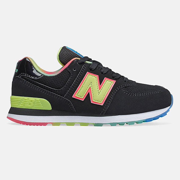basket new balance kl574 junior