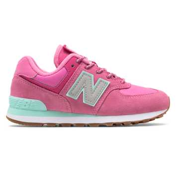 New Balance Camp 574, Light Carnival with Carnival