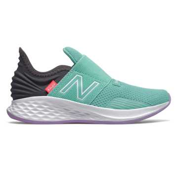 New Balance Slip-on Fresh Foam Roav, Light Tidepool with Magnet