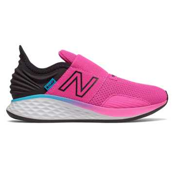 New Balance Slip-on Fresh Foam Roav, Peony with Black & Bayside