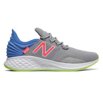 New Balance Fresh Foam Roav, Rain Cloud with Light Cobalt
