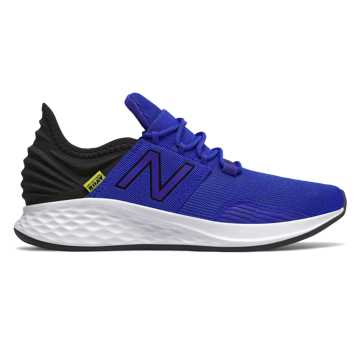 New Balance Fresh Foam Roav, UV Blue with Black