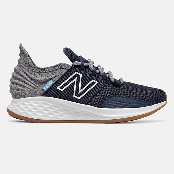 New Balance Fresh Foam Roav Tee Shirt, PEROVTB