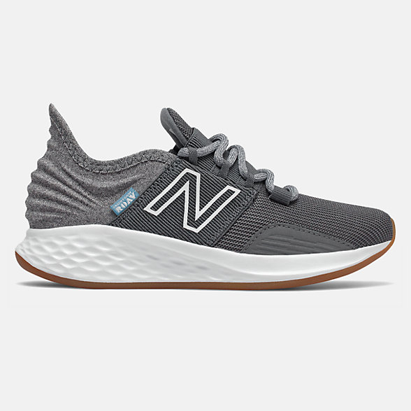 New Balance Fresh Foam Roav Tee Shirt, PEROVTG