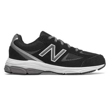 New Balance 888v2, Black with Grey