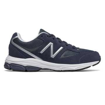 New Balance 888v2, Navy with Grey