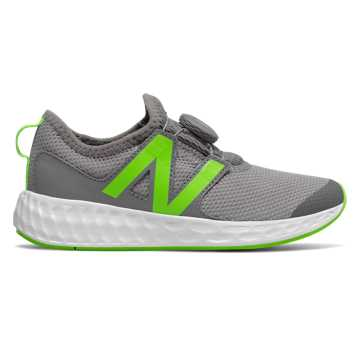 New Balance N Speed, Marblehead with RGB Green