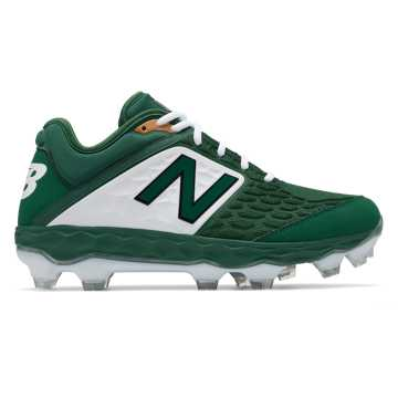 New Balance Fresh Foam 3000v4 TPU, Team Dark Green with White