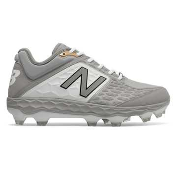 New Balance Fresh Foam 3000v4 TPU, Grey with White