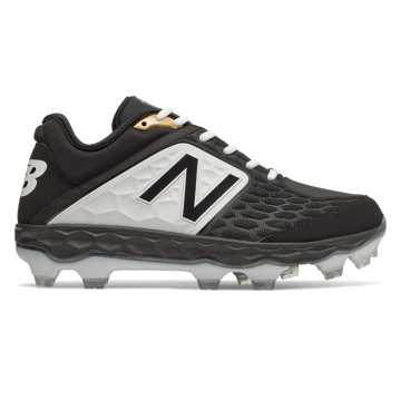 New Balance Fresh Foam 3000v4 TPU, Black with White