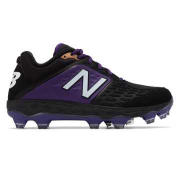 New Balance Fresh Foam 3000v4 TPU, Black with Purple