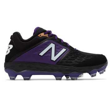 New Balance Fresh Foam 3000v4 TPU, Black with Purple